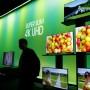 Los televisores de pantallas UHD 4K se sitúan en la barrera de los mil dólares.