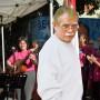 Una imagen a escala de Oscar López Rivera.
