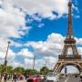 Fue construída por Gustave Eiffel con motivo de la Exposición Universal de 1889 de París.