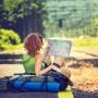 No solo ve a estudiar, sino a viajar y explorar otras culturas.