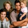 Parte del elenco de la popular serie de los 90.