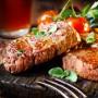 Los alimentos pueden contener bacterias, virus o parásitos.