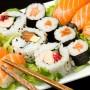 El sushi debe servirse en barra.