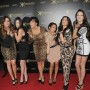 El clan Kardashian.