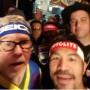Jimmy Kimmel sale atrás en el selfie con Pacquiao.
