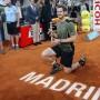 Murray, derrotó 6-3 y 6-2 a Rafa Nadal, en lo que se convirtió  en su primer triunfo en esa superficie sobre el español.
