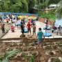 La comunidad de Candeal, una de las villas más antiguas de Salvador de Bahía, luce renovada tras el trabajo realizado.