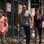 """Dwayne Johnson y Carla Gugino se unen por tercera ocasión en la pantalla grande en el filme """"San Andreas""""."""
