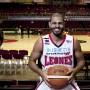 Johwen Villegas ya cuenta con nueve años de experiencia en el Baloncesto Superior Nacional.