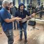 José Román de Raulo Guitars y Pedro Capó.