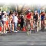 Los participantes del tríalo en la categoría olímpica tendrán que rodar 40 kilómetros, mientras que en la categoría sprint solo serán 20K.
