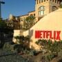La entrada a Netflix, en las afueras de Los Gatos en San Francisco, California