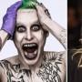 Jared Leto y Margot Robbie.