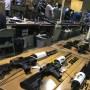 Feria de armas en Florida Gun Shows