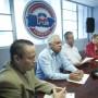 El liderato republicano en la Isla inauguró ayer la nueva sede de su comité en la Marginal Kennedy, que llevará por nombre Luis A. Ferré, en honor al fundador del Partido Nuevo Progresista.