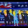 """""""The Simpsons"""" parodian a candidatos presidenciales de EE.UU."""