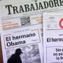 """El expresidente cubano Fidel Castro lanzó una columna de """"reflexión"""" sobre la visita de Barack Obama a la isla."""