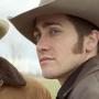 "Jake Gyllenhaal y Heath Ledger en ""Brokeback Mountain""."