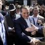 Ted Cruz realiza la primera aparición pública del candidato en Nueva York durante su campaña.