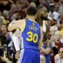 Curry y James se combinan para siete trofeos de MVP.