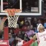 El delantero fuerte terminó con los Rockets de Houston, pero su producción fue mediocre.