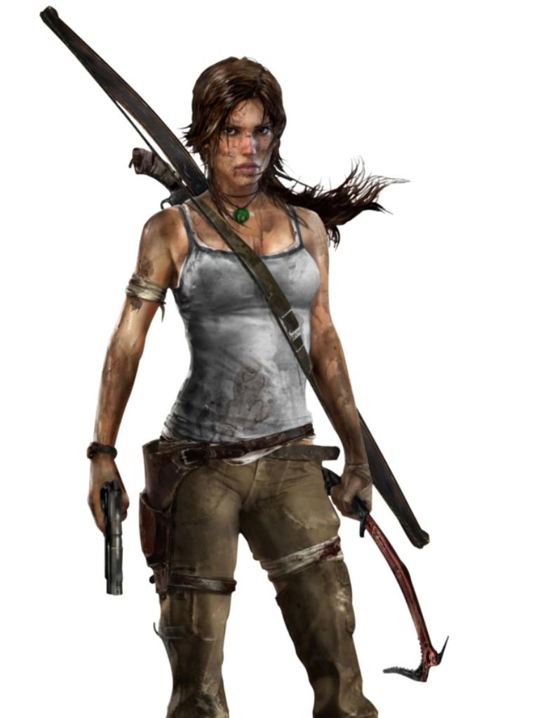 Lara Croft   Heroes of the characters Wiki   Fandom