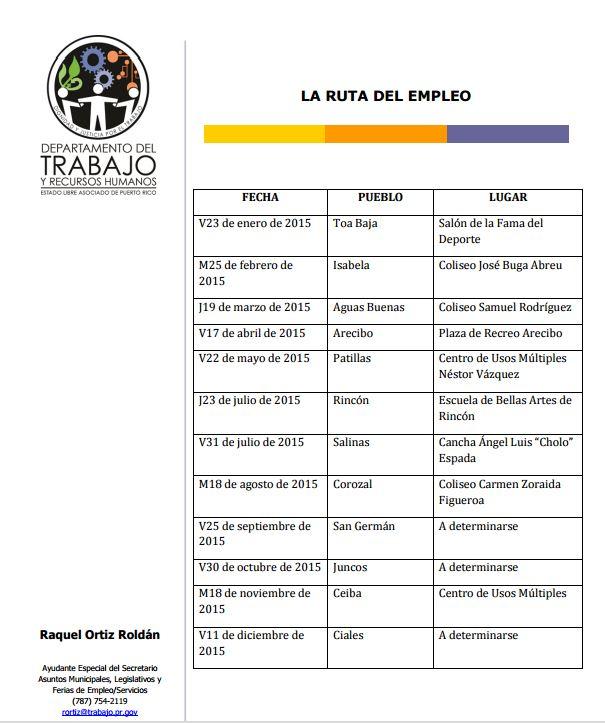 Estrenan website con informaci n sobre el mercado laboral - Ofertas de trabajo en puerto real ...