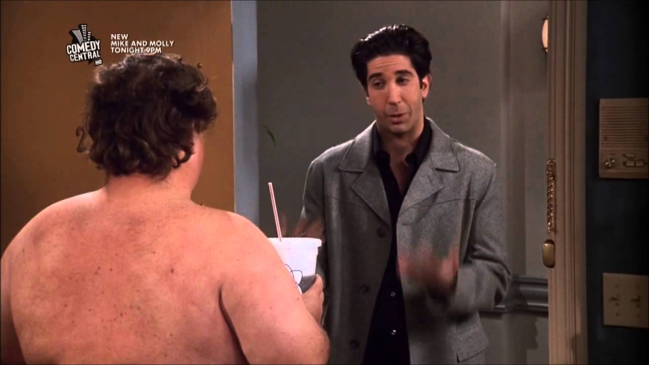 Friends: Ugly Naked Guy Identity Revealed | InStyle