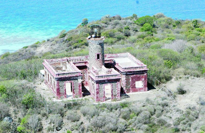 Fotos 11 faros de puerto rico que debes explorar for Turismo interno p r