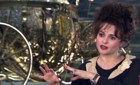 Helena Bonham Carter Se Desnuda Por La Vida Marina