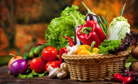 los vegetales que no engordan