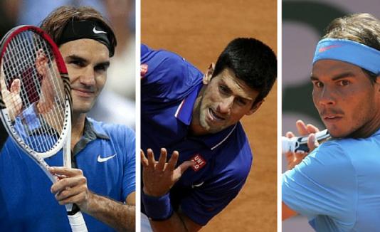 0bd6d10b4a4 FOTOS  Los 10 mejores tenistas masculinos