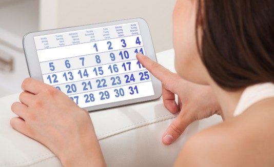 Menstruacion por mas de 1 mes
