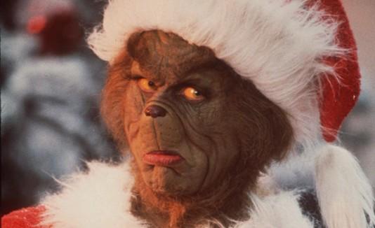 Imagenes De Grinch De Buenos Dias.El Grinch 50 Anos Odiando La Navidad