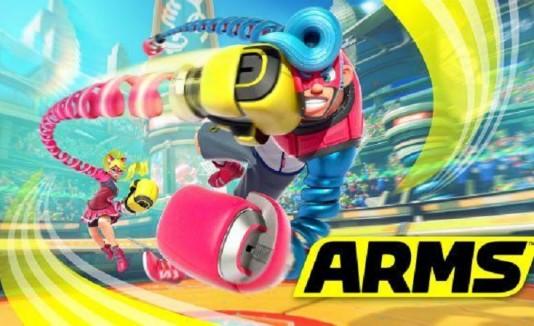 Arms El Nuevo Juego De Lucha Nintendo Switch