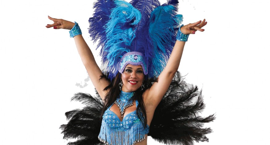 Vídeo Aprende A Bailar Samba