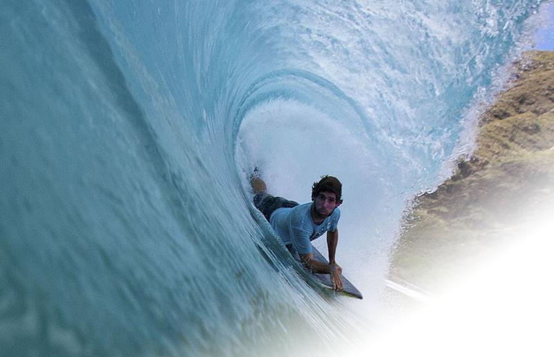 Boricua Jorge Colomer Compite En Hawaii