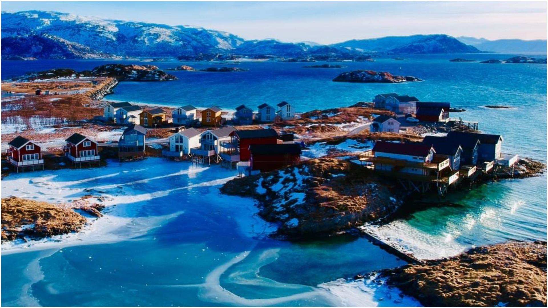 Esta Isla Pretende Convertirse En El Primer Lugar Del